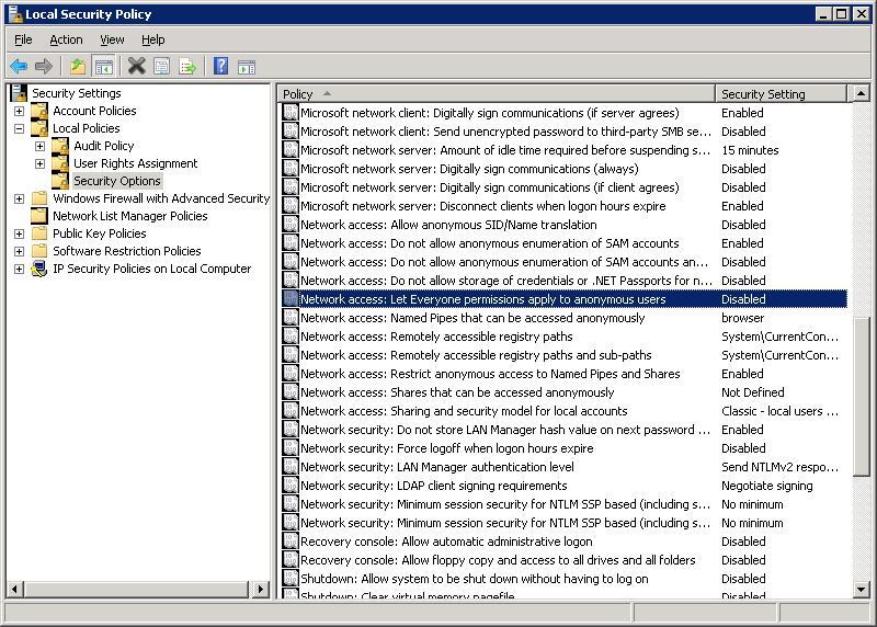 Windows Storage Node - FOG Project